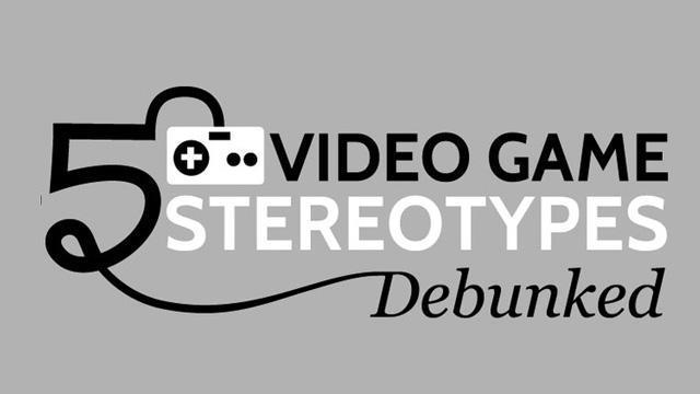 Video Game Stereotypes -Infographic
