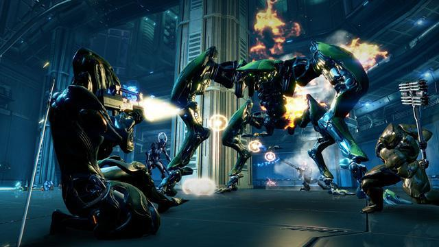 Warframe: New Zephyr Suit [video]
