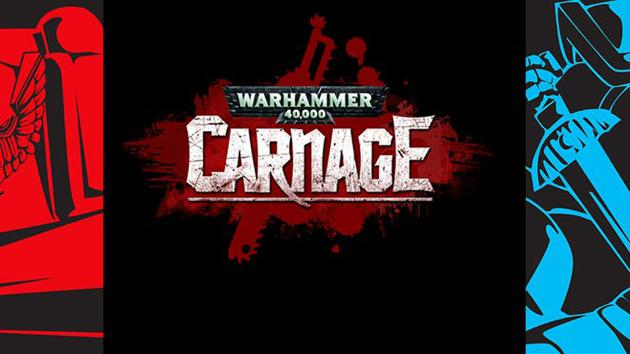 Warhammer 40,000 Carnage Official Trailer