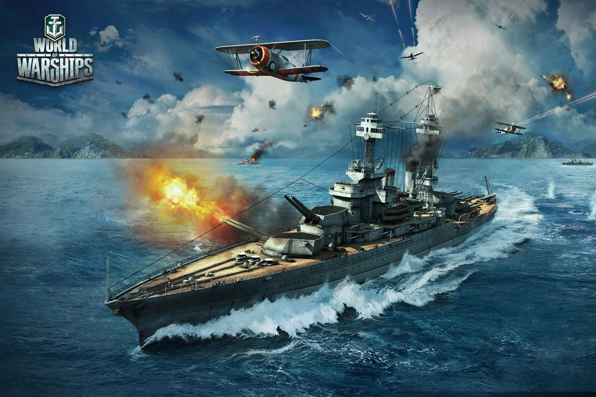 World Of Warships – Beta Sign Up