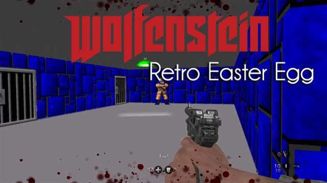 Wolfenstein: The New Order Easter egg