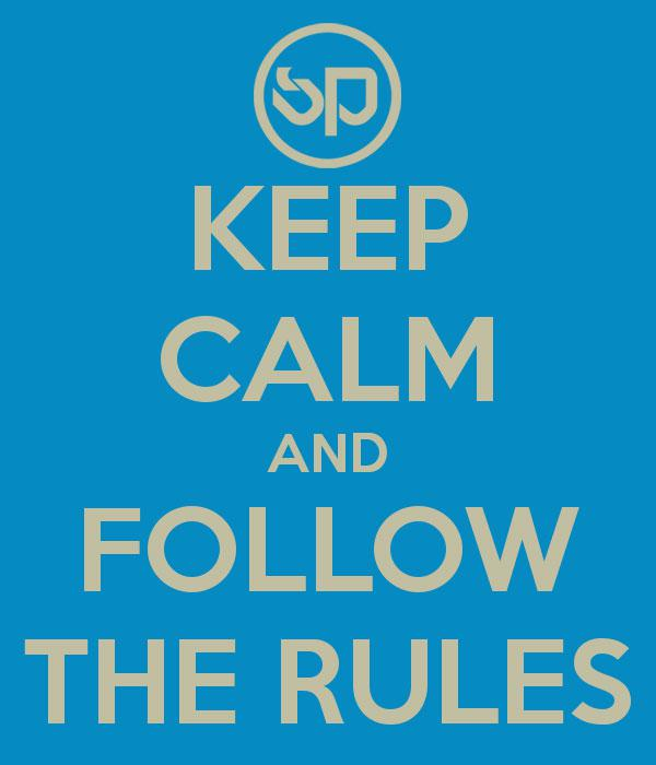 keepcalmrules
